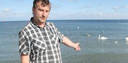 Zrozpaczony ojciec: Nie ratowali mojego syna, choć byli na plaży