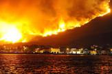 Hrvatska, požar