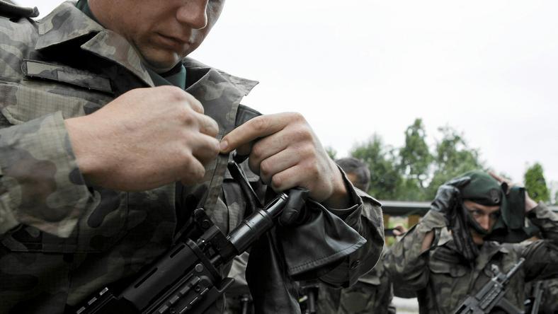 W uzasadnieniu mowa jest o tym, że żołnierze ŻW wykonują zadania analogiczne do GROM