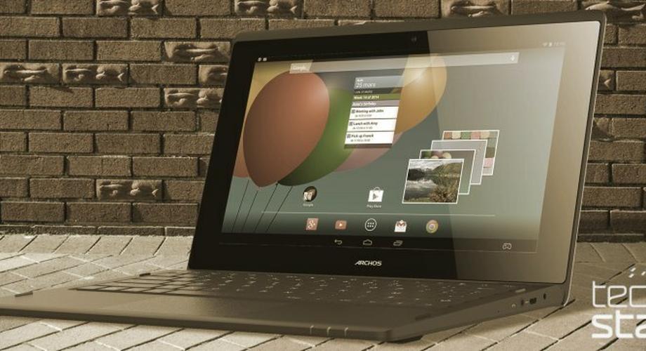 Archos ArcBook: Android mit Touchscreen für 170 Euro