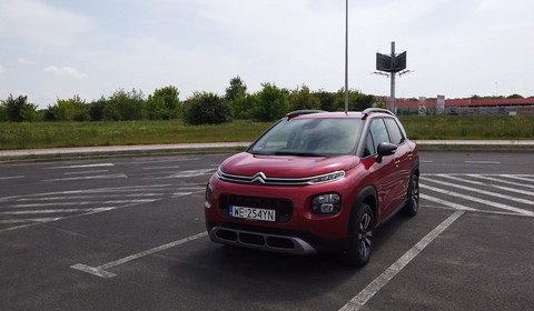 Citroen C3 Aircross - to SUV czy VAN?