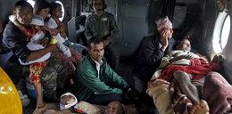 Świadek tragedii: Okradali nas tuż po trzęsieniu ziemi