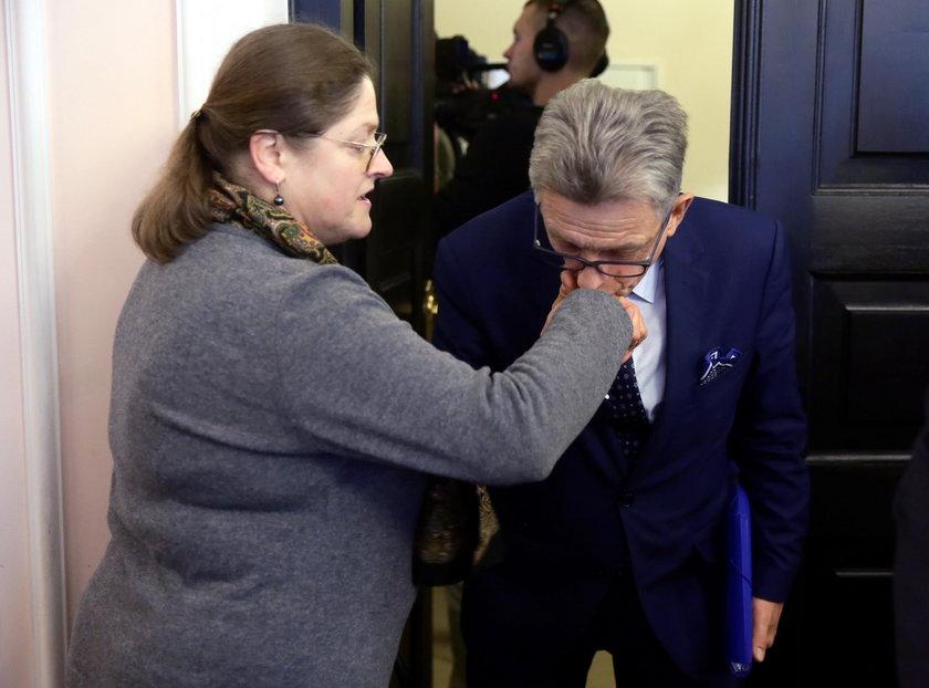Komisja sprawiedliwości zatwierdziła kandydatów PiS