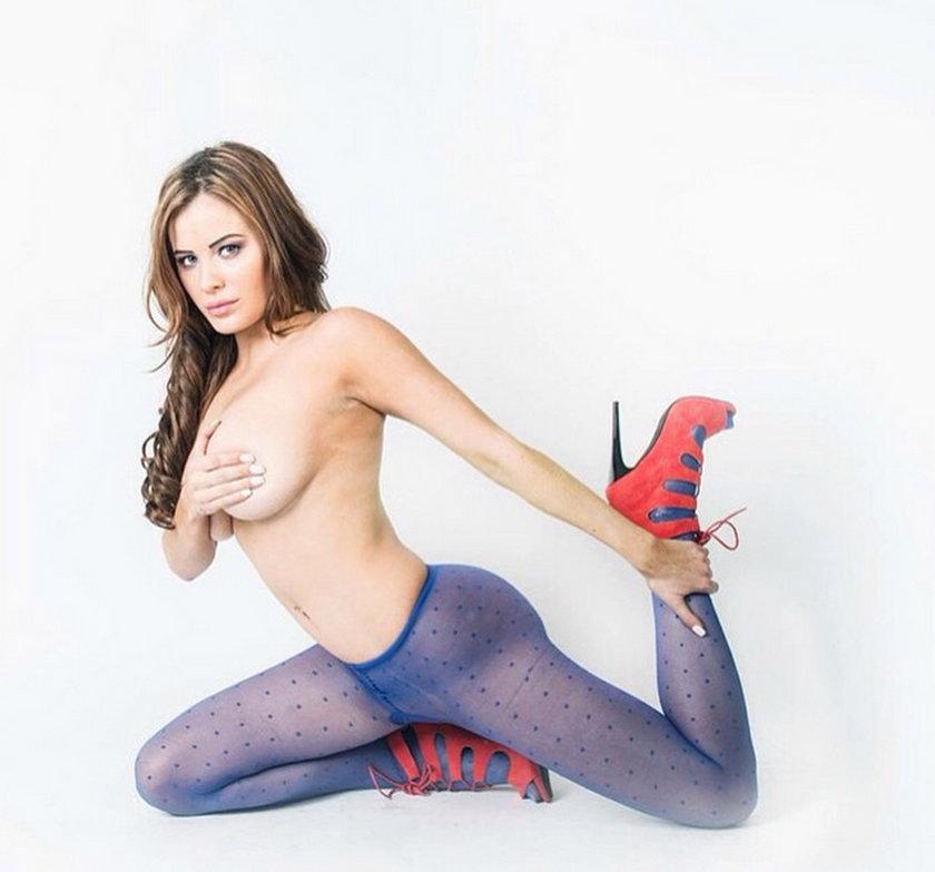 Modelka Playboya pobiła Ashley'a Cole'a!