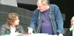 Aktor żartował z katastrofy w Opolu? WIDEO