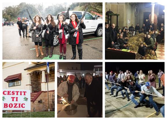 Džekson, Kalifornija: pravoslavni Božić slavi se i u tuđini