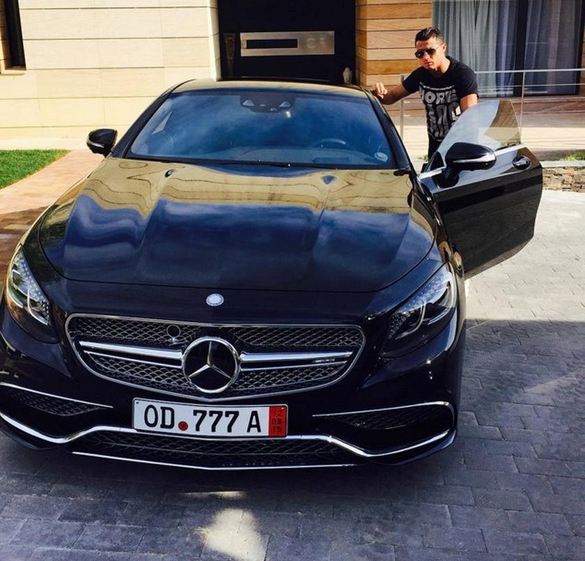Cristiano Ronaldo kupił nowe cacko! Jest warte fortunę!