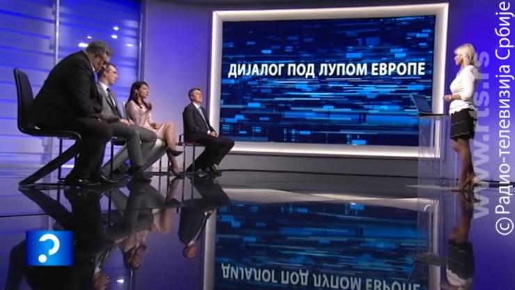 Upitnik, RTS, Emisija, Olivera Jovićević