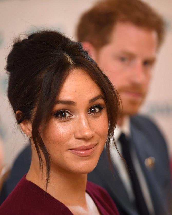 Megan i princ Hari u Vindzoru