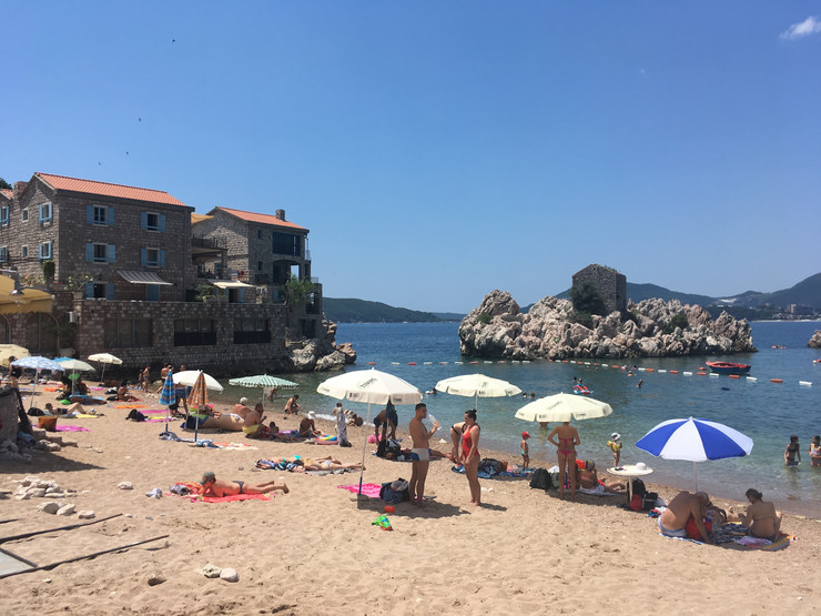 Pržno, Crna Gora