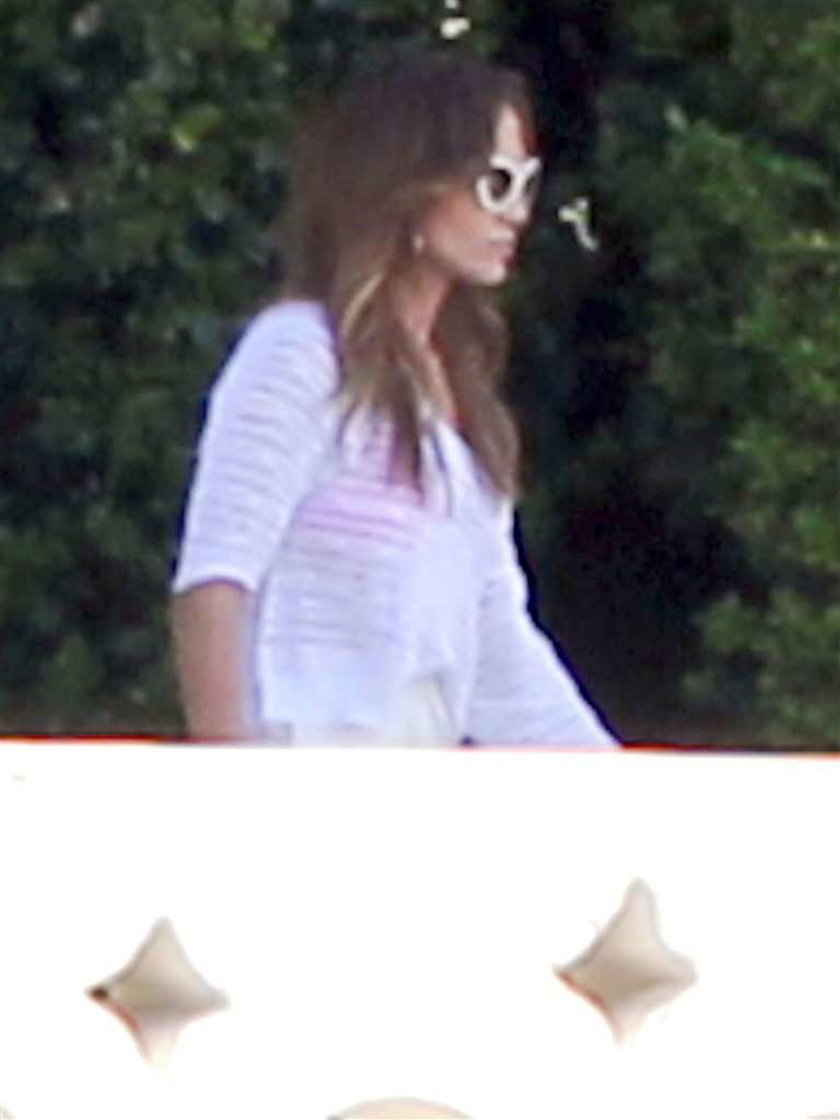 Tak wypoczywa Jennifer Lopez