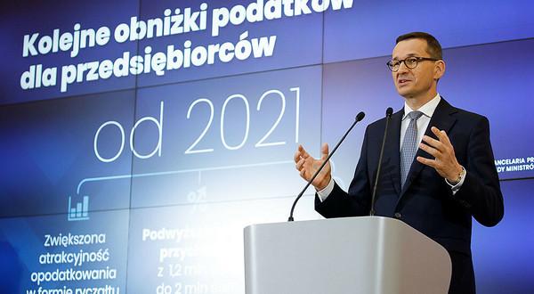 Rząd chwalił się, że dzięki estońskiemu CIT-owi podatki dla przedsiębiorców zostaną obniżone, stało się inaczej.