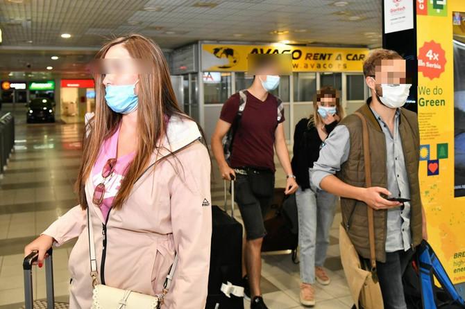 Ne nosite masku na pola lica, kažu stručnjaci