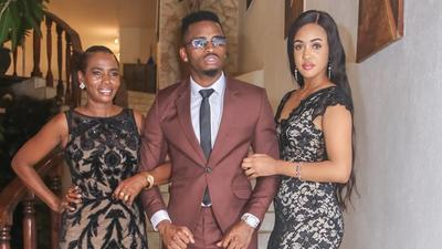 Tanasha Donna unfollows Diamond hours after ranting on social media