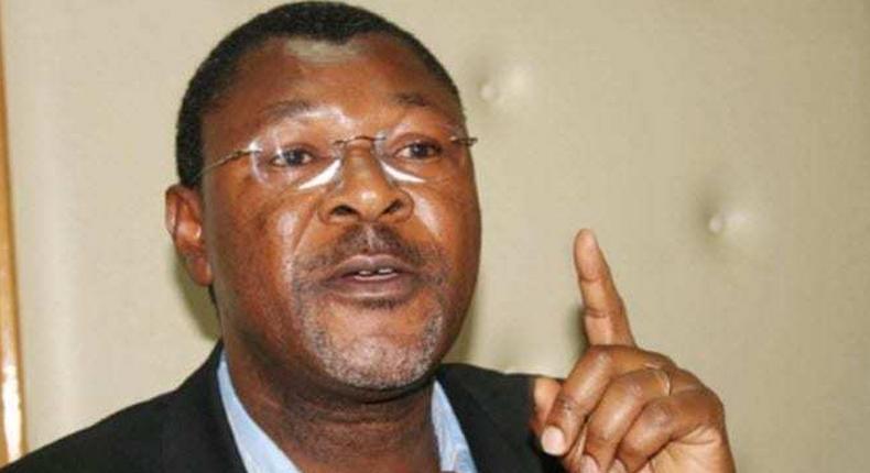 Ford Kenya Party Leader, Moses Wetangula