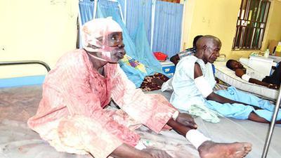 4 students among 70 killed in Juma'at mosque bomb blast