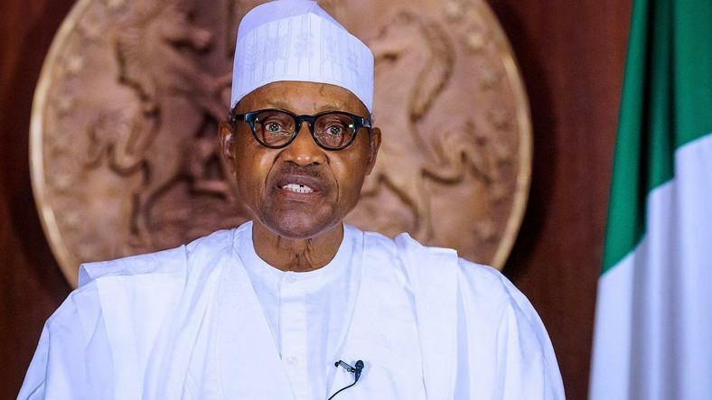 President Muhammadu Buhari. [Twitter/@NigeriaGov]