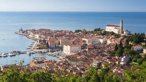 Wiosenny urok Adriatyku