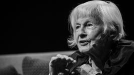 Danuta Szaflarska nie żyje. Miała 102 lata