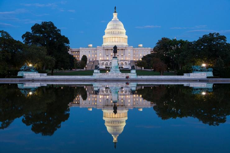 Amerika, Vašington, Bela kuća