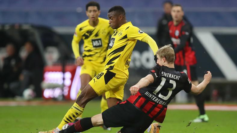Eintracht Frankfurt Borussia Dortmund
