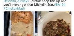 Pasażerowi podano karmę dla psów? Jest odpowiedź linii lotniczych