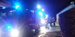 12-latek uratował matkę z płonącego mieszkania