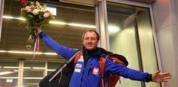 Denis Urubko już w Polsce. Zaskakujące słowa na lotnisku