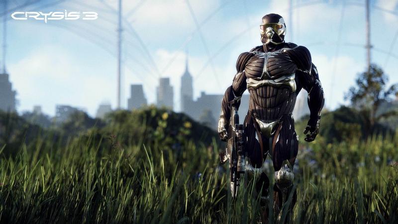 Crysis 3 - grafika ostra jak żyleta i futurystyczne narzędzia zagłady