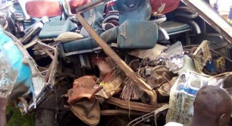Scores feared dead in horrific road accident involving Modern Coast bus