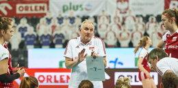 Trener reprezentacji siatkarek wyznaje: Wstydziłem się przed kadrą skoczków!
