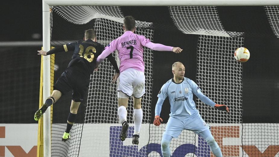 LASK Linz - Royal Antwerp FC
