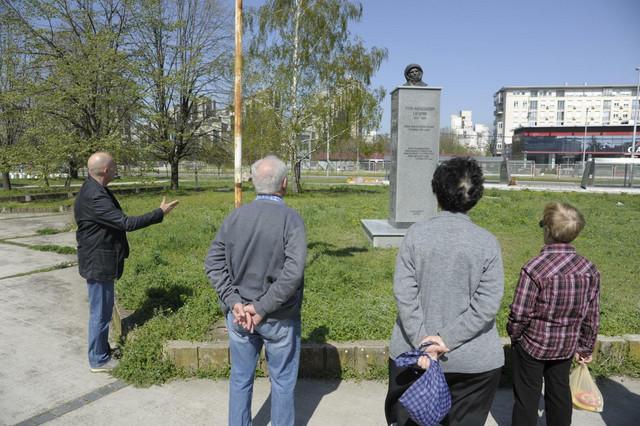 Sugrađani u raspravi o izgledu spomenika