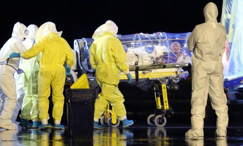 Ebola w Hiszpanii - to potwierdzone.