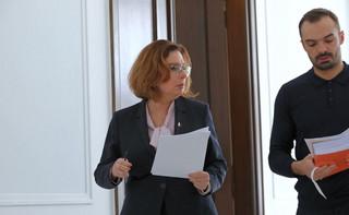 Opozycja oburzona zmianą Kodeksu wyborczego. Kidawa-Błońska zaprasza pozostałych kandydatów na wideokonferencję