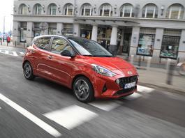 Nowy Hyundai i10 1.2 AMT – małe auto o dużych możliwościach