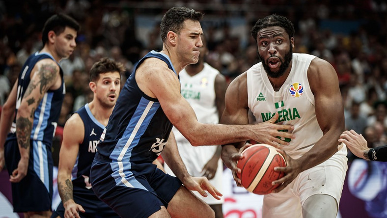 Nigeria lost to Argentina in their second game at 2019 FIBA World Cup (FIBA)