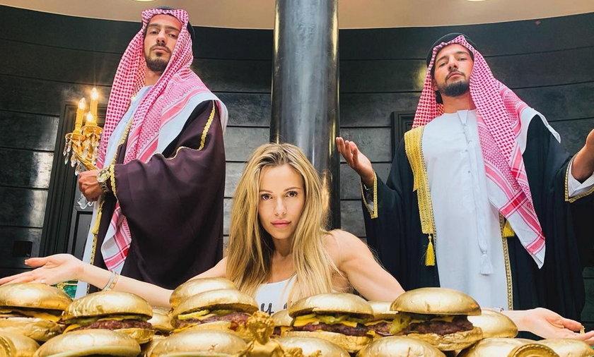 """Doda zorganizowała pokaz """"Dziewczyn z Dubaju""""."""