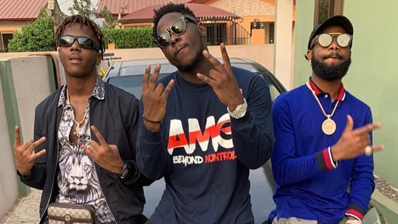 Nigerian act narrates how Medikal charged GHC16,000 for collab but refused to promote the song