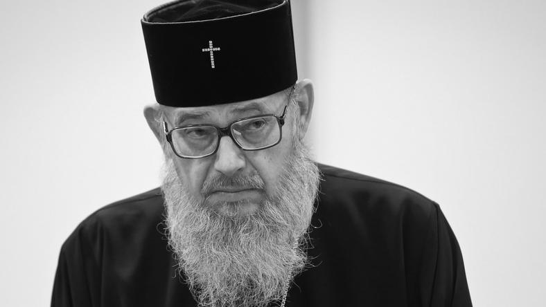 Arcybiskup Jeremiasz był metropolitą wrocławsko-szczecińskim przez 34 lata