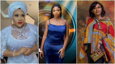 Nkechi Blessing and Mary Njoku slam those body-shaming BBNaija's Angel over her breast