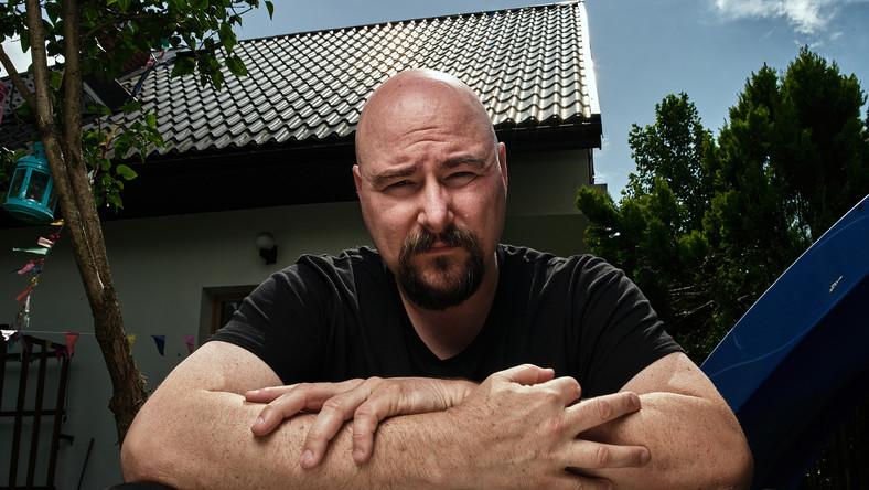 Wawrzyniec Kostrzewski, fot. Darek Golik 2