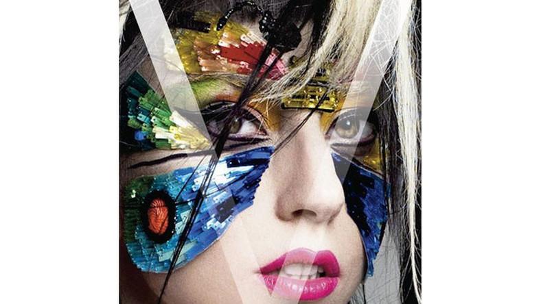 "Lady GaGa na okładkach ""V Magazine"". Fot. Inez Van Lamsweerde & Vinoodh Matadin"