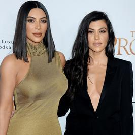 """Siostry Kardashian na premierze filmu """"Przyrzeczenie"""""""