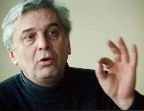 Legendarni Danilo Lazović