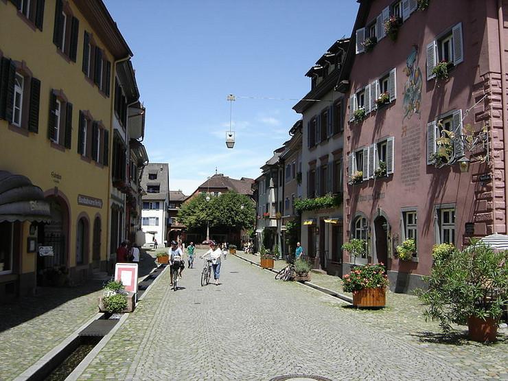 Štaufen, Brajsgau
