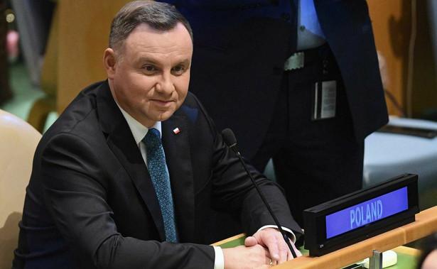 Prezydent RP Duda Andrzej