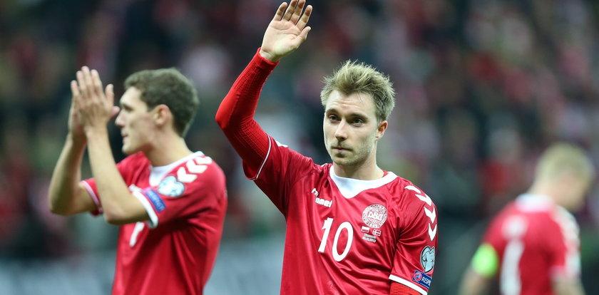 Uratowali życie Christianowi Eriksenowi. Szef UEFA odznaczył bohaterów