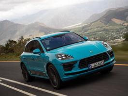 Porsche Macan Turbo – z podwójnym doładowaniem