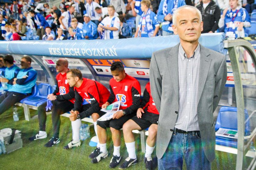 Maciej Skorża od 1 września trenerem Lecha Poznań